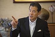 亀井利克 三重県名張市長
