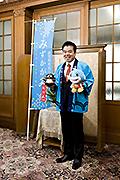 三日月大造・滋賀県知事