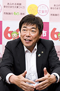 東坂浩一 大阪府大東市長