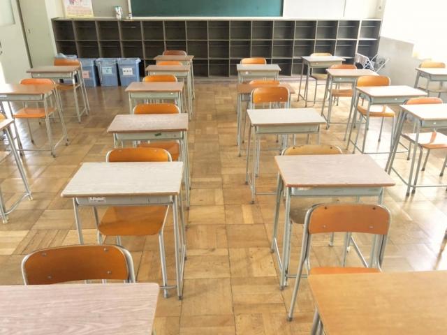 放課後の教室