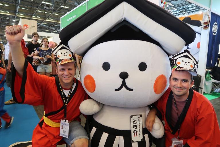 とち介Japan Expo