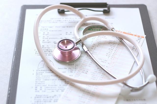 医療現場と聴診器