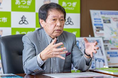 小林常良・神奈川県厚木市長